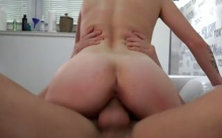 Watch my GF Michaela roughly fucked in juicy tight muff