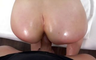 Fabulous naughty Ex-GF Adela has painful sex with dude
