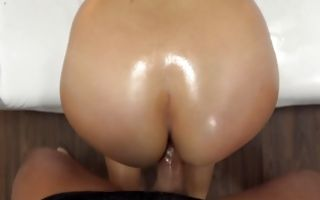 Astonishing ex-girlfriend Kristyna has painful deep sex