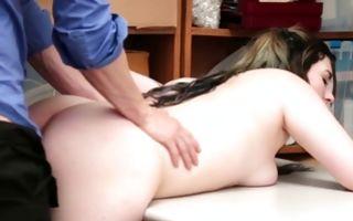 Magnificent brunette GF Amilia Onyx has sensual sex