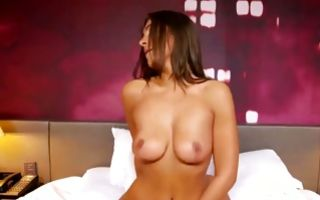 Naughty Ex-GF with hot breasts deeply fucked in pussy