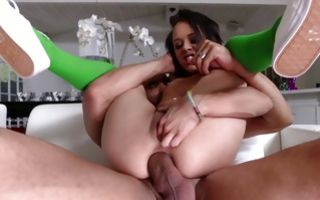 Cruel anal sex with stunning nasty Ex-GF Holly Hendrix