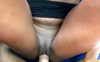 Innocent amateur floosie Krystal Blake has nice deep sex